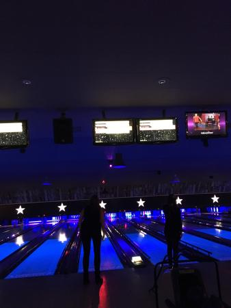Stevenage ten pin bowling