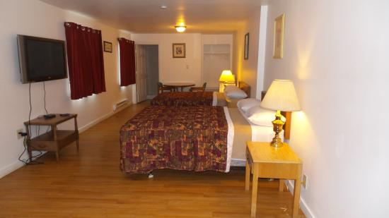 Golden Lion Motel: Two Beds