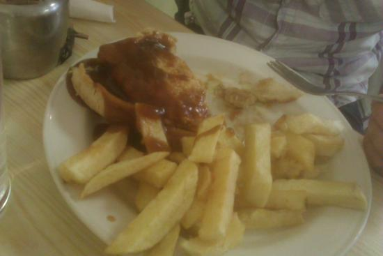 Maddys Chippy : Pie N Chips