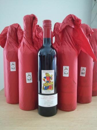 Greenock, Australia: Small Berry Wines