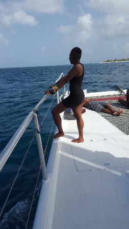 bahía de Simpson, St Martin / St Maarten: 20150721_093451_large.jpg