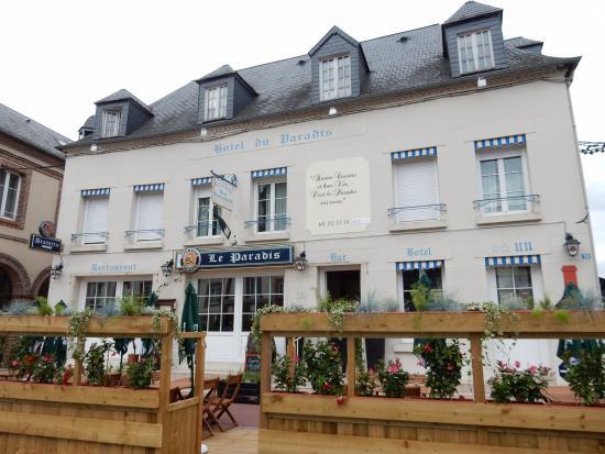 Hotel Restaurant Le Paradis