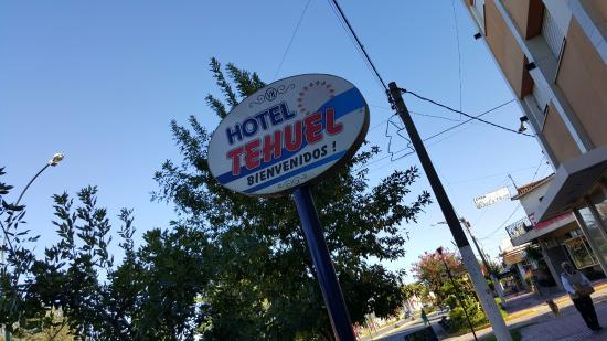 Hotel Tehuel: Confortable