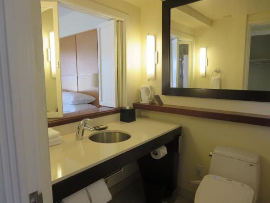 Bathroom Sinks Honolulu bathroom sink - picture of sheraton waikiki, honolulu - tripadvisor