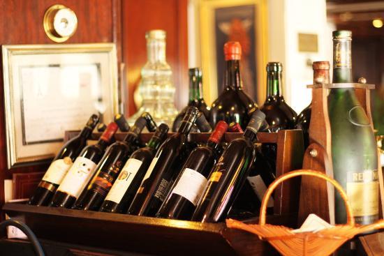La Daurade : Wine and dine