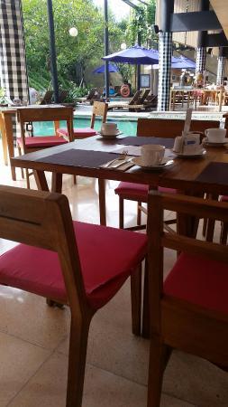Taum Restaurant at Centra Taum Seminyak