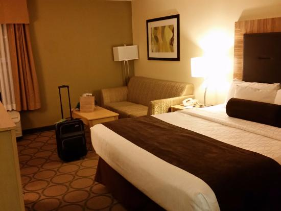 BEST WESTERN PLUS Mesa : Well appointed rooms