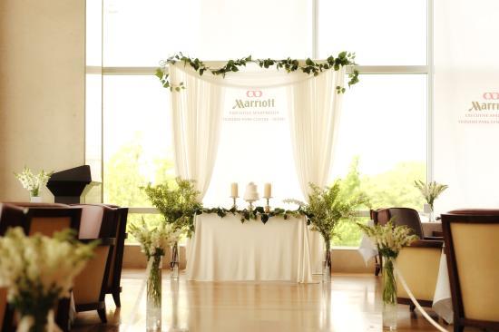 Yeouido Park Centre, Seoul - Marriott Executive Apartments : Wedding