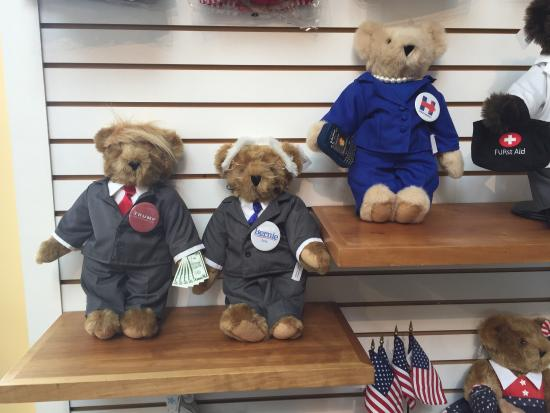 vermont teddy bear company The vermont teddy bear company (vtbc) is the largest handcrafter of teddy bear toys in north america headquartered in shelburne, vermont, vtbc began nearly 30 years ago with a single.