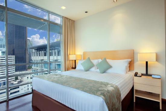 PARKROYAL Serviced Suites Kuala Lumpur: Two Bedroom Premier Suitesa