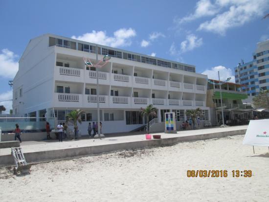 Hotel Bahia Sardina: Es muy limpio.