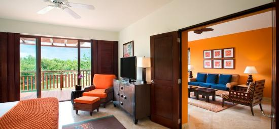 Fairmont Mayakoba: Beach Area Casita Suite