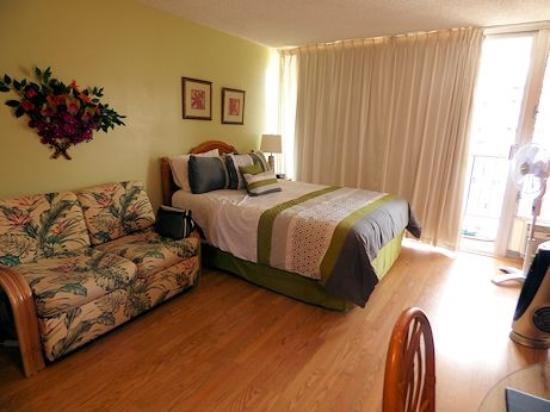 Fairway Villa: フェアウェイビラ ステューディオルームの室内