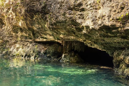 Fairmont Mayakoba: Cenote Burrodromo in Mayakoba
