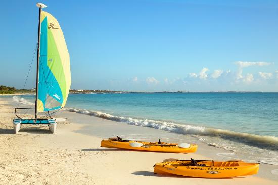 Fairmont Mayakoba: Watersports