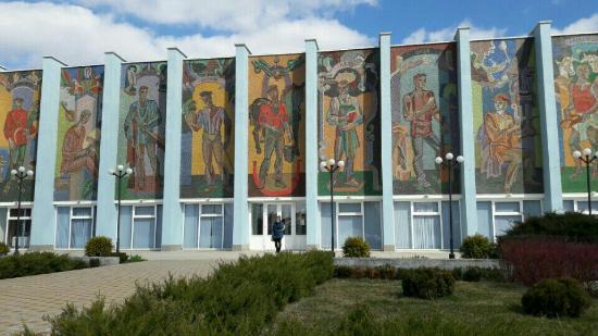 Timashevsk Museum of the Stepanovs' Family