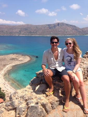 Gramvousa, Hellas: Breathtaking view