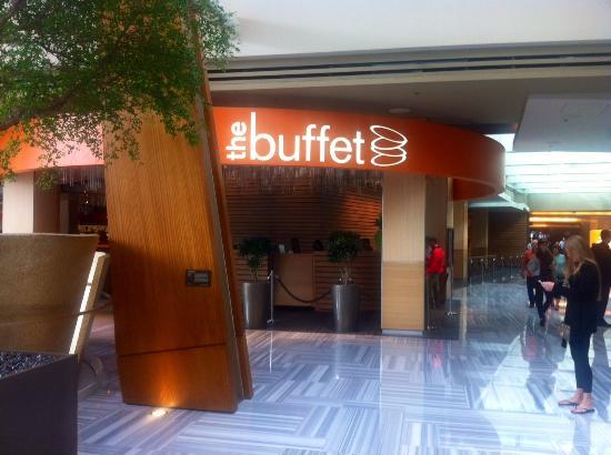 entrada do the buffet no hotel aria picture of the buffet at aria rh tripadvisor co za