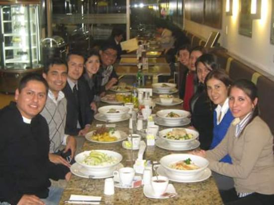 Foto de botica francesa lima cena entre amigos tripadvisor for Comida francesa en lima