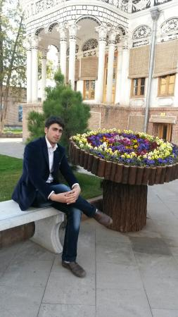 Khoy, Iran: Shams Tabrizi Tomb