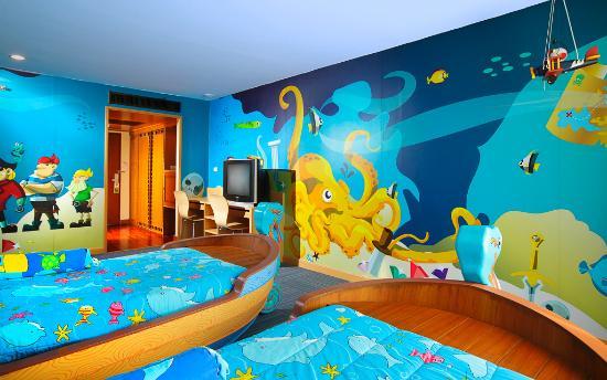 family suite a pirate theme room for young kids bild von the rh tripadvisor de
