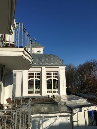 Foto de Hotel Vier Jahreszeiten Kuehlungsborn