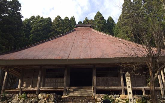 Myoryu-ji Temple Kannondo