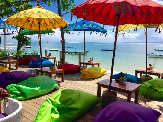 Fairmont Sanur Beach Bali Some Local Cafe We Found Near