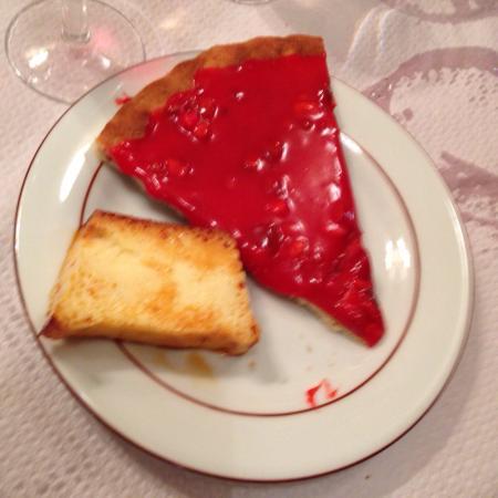 Au Petit Bouchon Chez Georges : La tarte à la praline