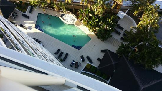 Broadbeach Savannah Resort: 20160118_173439_large.jpg