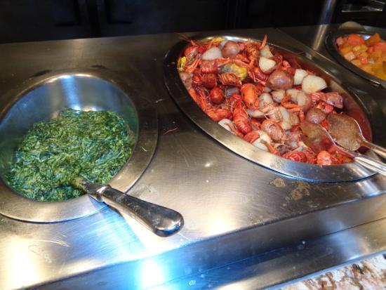 southern food picture of the buffet at bellagio las vegas rh tripadvisor com