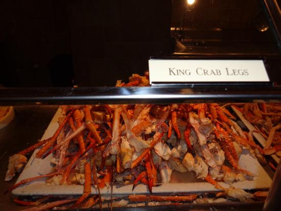 king crab legs weekends only picture of the buffet at bellagio rh tripadvisor ie