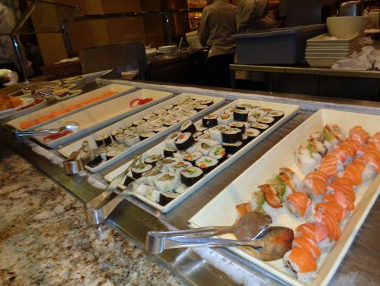 Marvelous Sushi Picture Of The Buffet At Bellagio Las Vegas Interior Design Ideas Tzicisoteloinfo