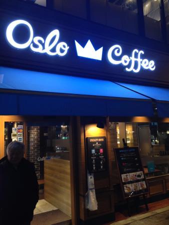Oslo Coffee Azabujuban