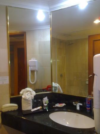 Interior - Picture of Tang Dynasty Hotel, Kota Kinabalu - Tripadvisor