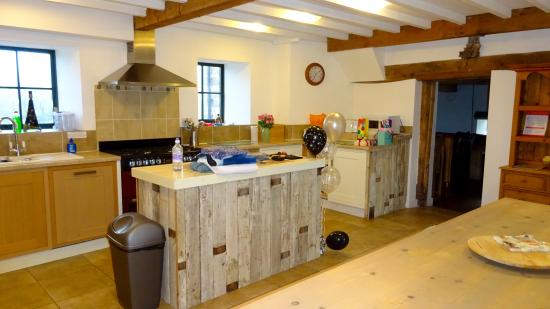Kniveton, UK: Kitchen