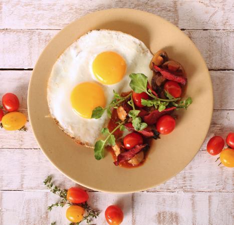 Honey & Bread Cafe: Breakfast Menu HB