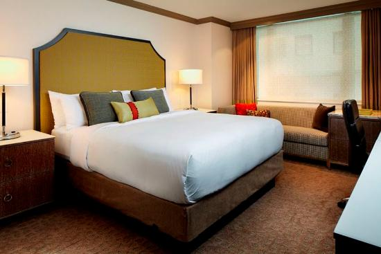 InterContinental Chicago: Single Bed Guest Room Grand Tower