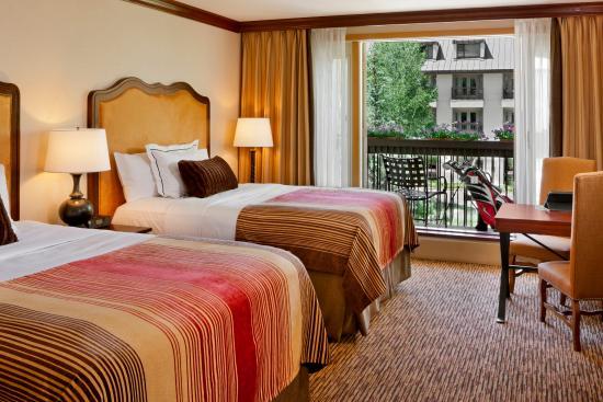 Vail Cascade Resort & Spa: Guest Room - Alpine Room
