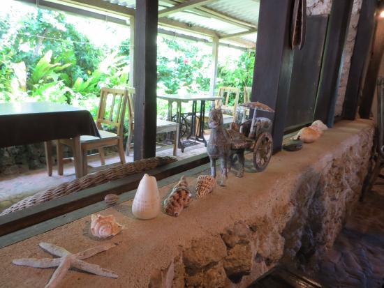 Yukisanchi: 店内の飾り