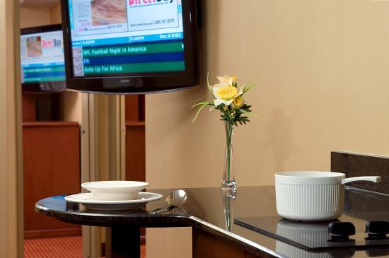 Merit Hotel & Suites: In-Room Dining