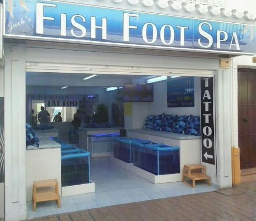 ‪Jack's Fish Foot Spa‬