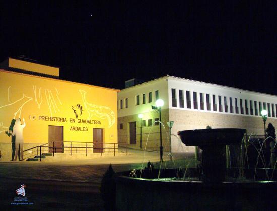 Centro de Interpretacion - La Prehistoria en Guadalteba: MUSEU DE ANÁLISE DA PRÉHISTORIA (Homo Neandertal)
