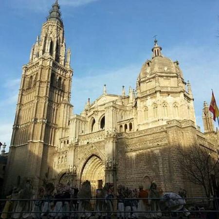 Catedral Primada de Toledo. - Picture of Catedral Primada ...