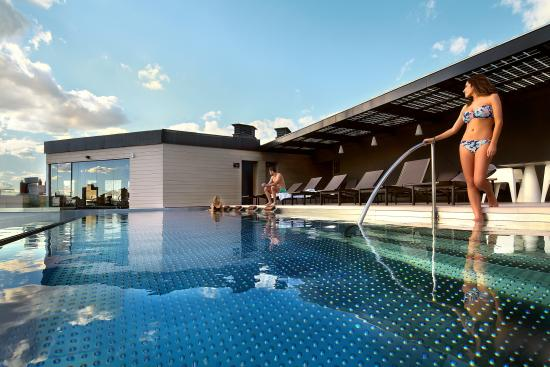 Pool Picture Of Olivia Balmes Hotel Barcelona Tripadvisor