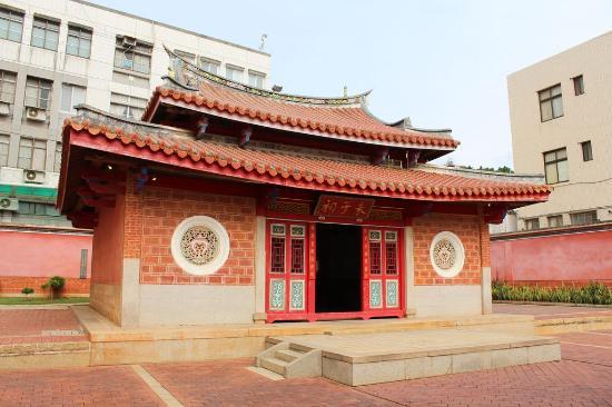 Kinmen Zhuzi Temple