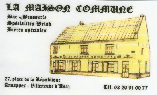 carte photo de la maison commune villeneuve d ascq tripadvisor