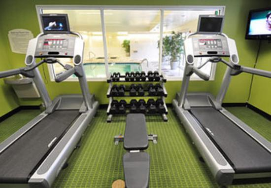Fairfield Inn & Suites Denver North/Westminster: Fitness Center