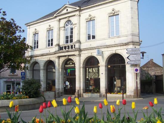 Blain, Francja: extérieur du Bâtiment