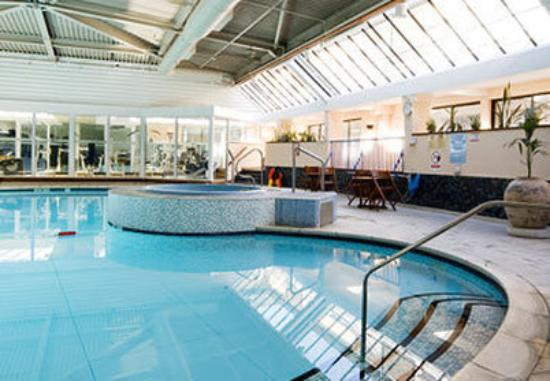 Swimming Pool Picture Of Aberdeen Marriott Hotel Aberdeen Tripadvisor
